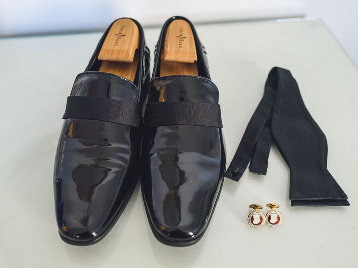Tmx Groomsshoes 51 678599 1568578622 Philadelphia, PA wedding invitation