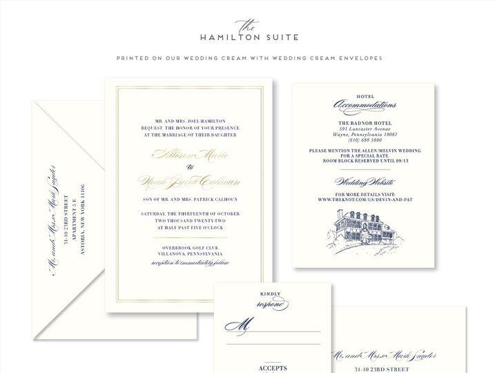 Tmx Hamilton 51 678599 161513588320627 Philadelphia, PA wedding invitation