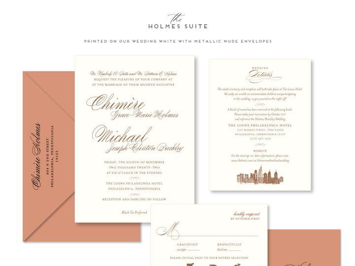 Tmx Holmes 51 678599 161513588396813 Philadelphia, PA wedding invitation