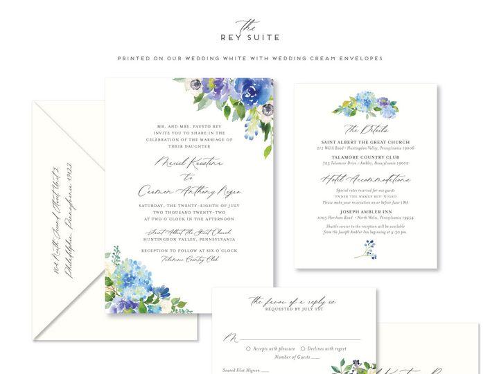 Tmx Rey 51 678599 161513588441914 Philadelphia, PA wedding invitation