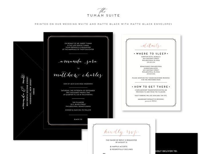 Tmx Tuman 51 678599 161513588481030 Philadelphia, PA wedding invitation