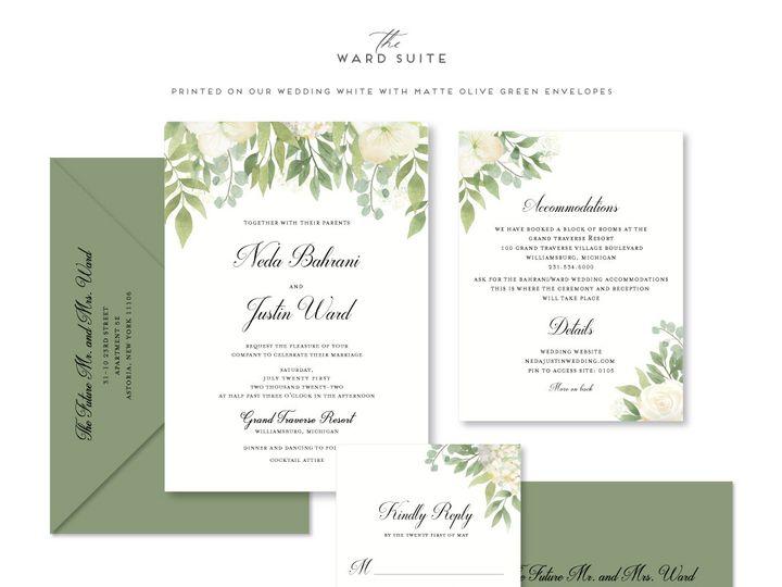 Tmx Ward 51 678599 161513588489731 Philadelphia, PA wedding invitation