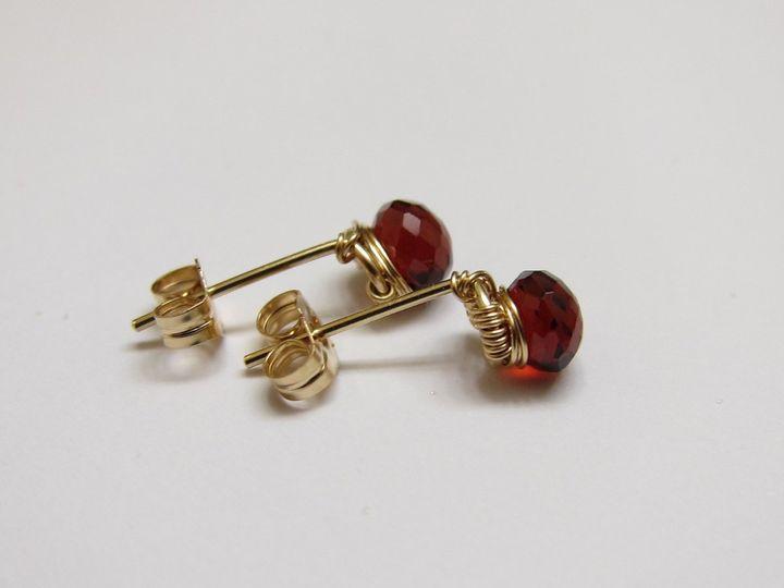 Tmx 1363043060009 GarnetE1.1 Philadelphia wedding jewelry