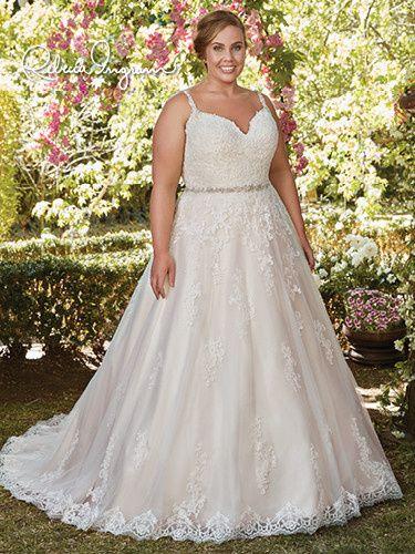 Tmx 1497916789556 Rebecca Ingram Allison 7rs305 Plus Main Williamsville, NY wedding dress