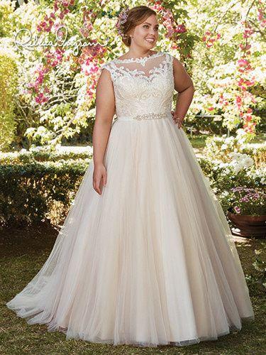Tmx 1497916806291 Rebecca Ingram Carrie 7rs297 Plus Main Williamsville, NY wedding dress