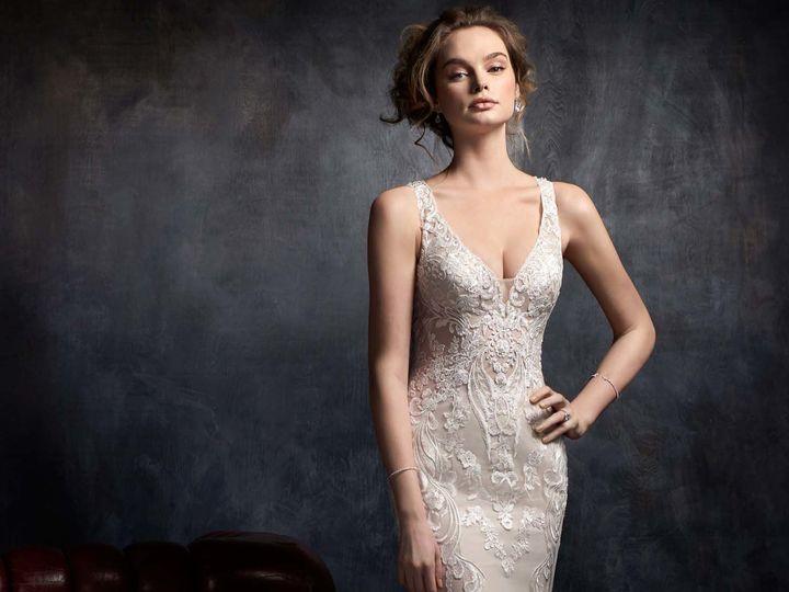 Tmx 1525713350 C9d6b61d821b2582 1525713349 1833e56078d1531a 1525713348628 6 2dfa6b 8bf70ea439e Williamsville, NY wedding dress