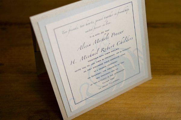 Tmx 1258602157443 IMG1468 Lancaster wedding invitation
