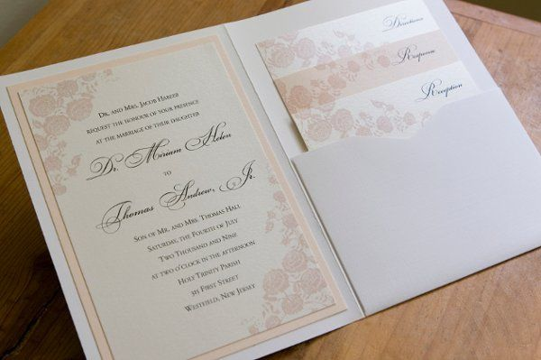Tmx 1258602777428 IMG1635 Lancaster wedding invitation