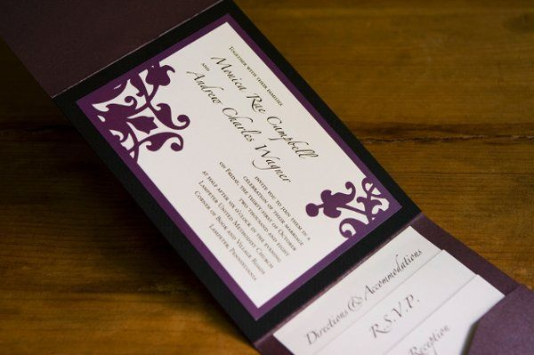 Tmx 1258602834662 Newmonica Lancaster wedding invitation