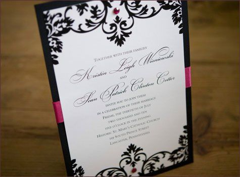 Tmx 1356408717776 Wedkristinleigh1 Lancaster wedding invitation