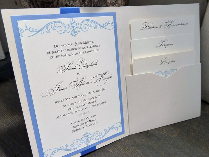 Tmx 1357069155378 P1000502 Lancaster wedding invitation