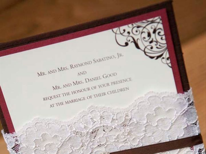 Tmx 1357878273565 IMG6280 Lancaster wedding invitation