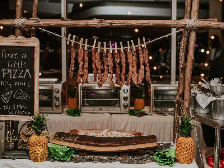 Tmx Bacon Wall 51 2699 Detroit, MI wedding venue