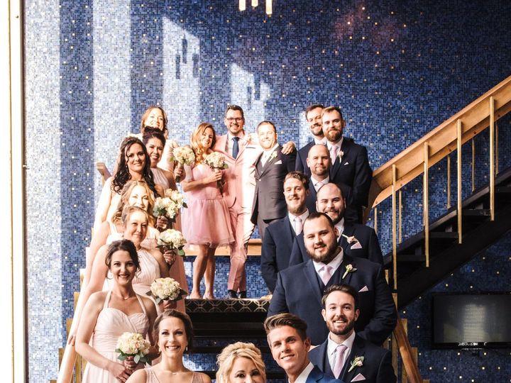 Tmx Bridal Party 1 Of 3 51 2699 Detroit, MI wedding venue