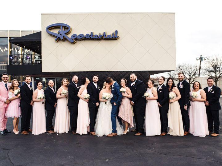 Tmx Bridal Party 33 Of 51 51 2699 Detroit, MI wedding venue