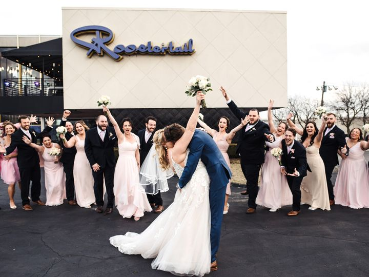 Tmx Bridal Party 34 Of 51 51 2699 Detroit, MI wedding venue