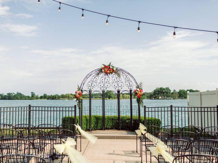 Tmx Ceremony With Decor No Ppl 51 2699 Detroit, MI wedding venue