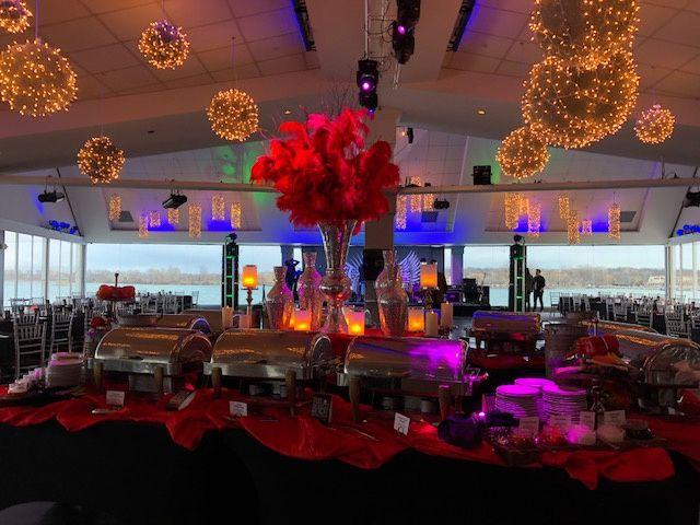 Tmx Palm River Room 51 2699 Detroit, MI wedding venue
