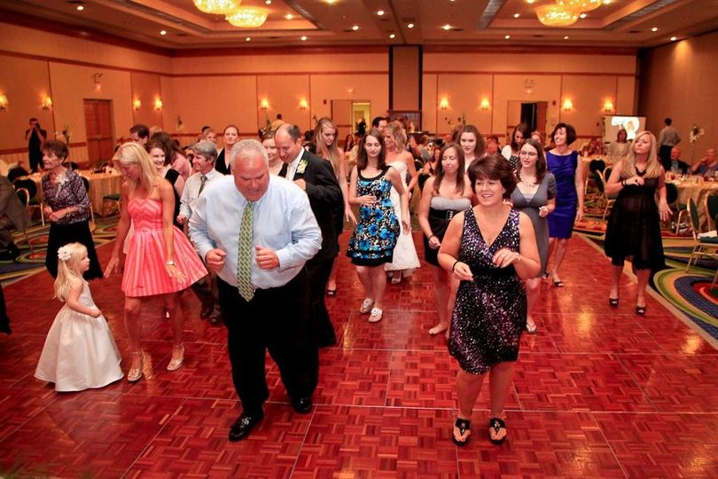 Coordinated dance