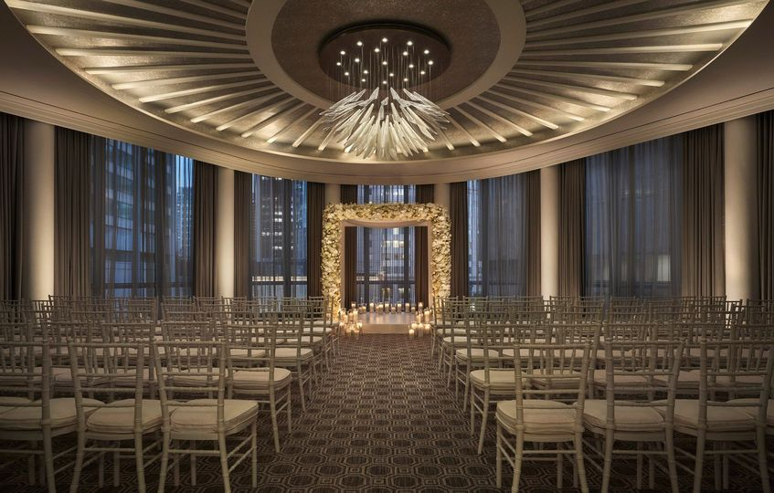 Clarendon ceremony space