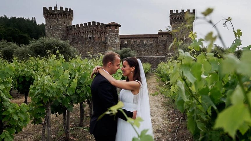 BEAUTIFUL INTIMATE WEDDING