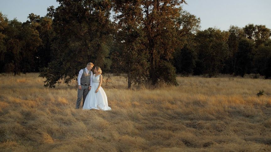 AUGUST WEDDING AT BETHANY