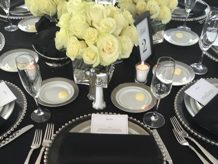Tmx 1465491714495 Place Setting Columbus wedding catering