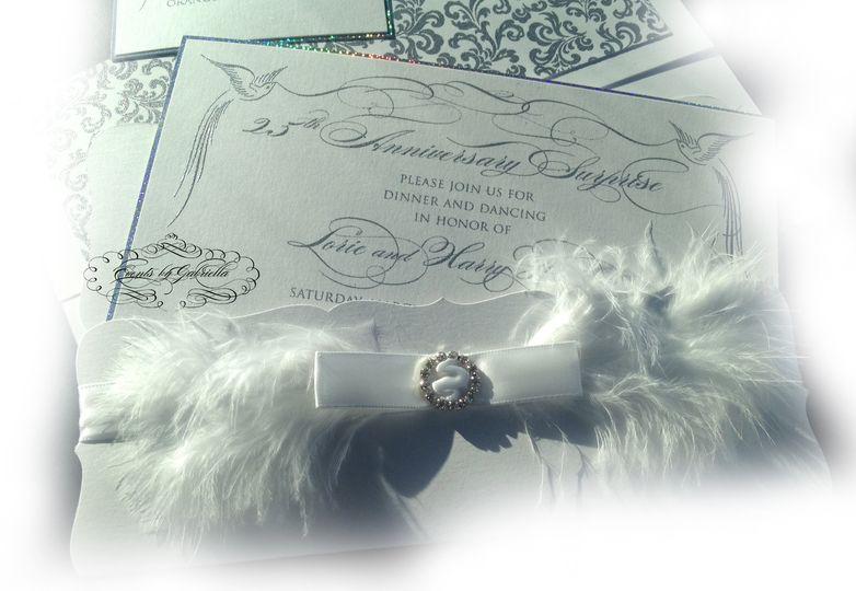 feather invite