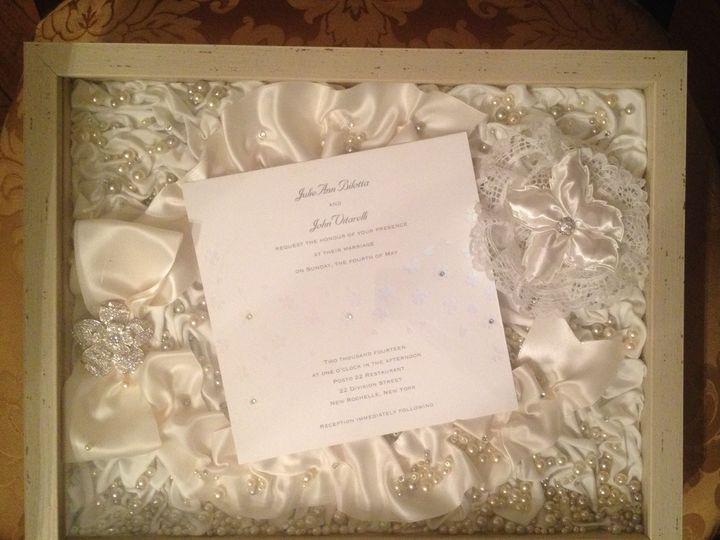 Tmx 1416841568951 Fullsizerender Garden City, NY wedding invitation
