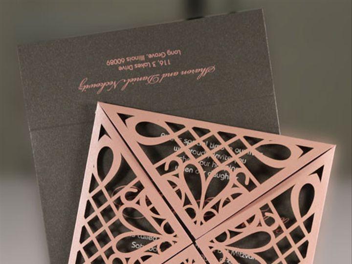 Tmx 1417541034926 Lc 004 H Garden City, NY wedding invitation