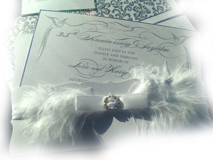 Tmx 1417541172551 Photo1 3 Garden City, NY wedding invitation