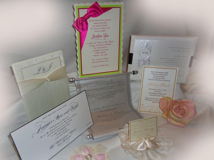 Tmx 1417541485273 Dsc01657 Garden City, NY wedding invitation