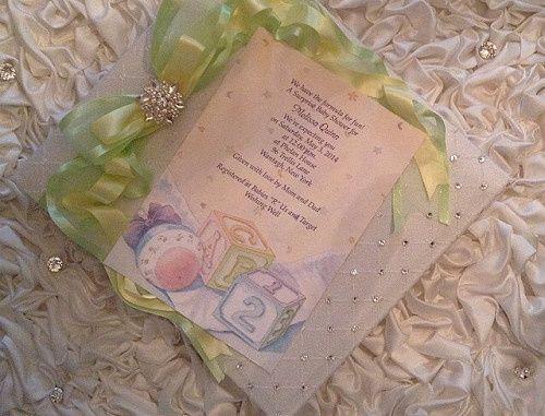 Tmx 1431191023155 Baby Journal Garden City, NY wedding invitation