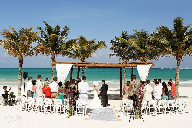 riviera cancun beach wedding secrets maromapa0059
