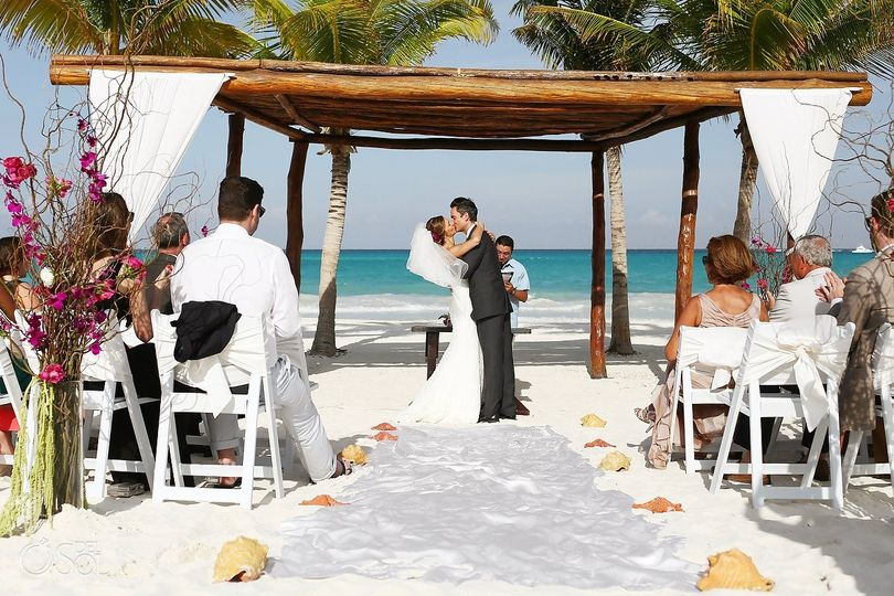 riviera cancun beach wedding secrets maromapa0085