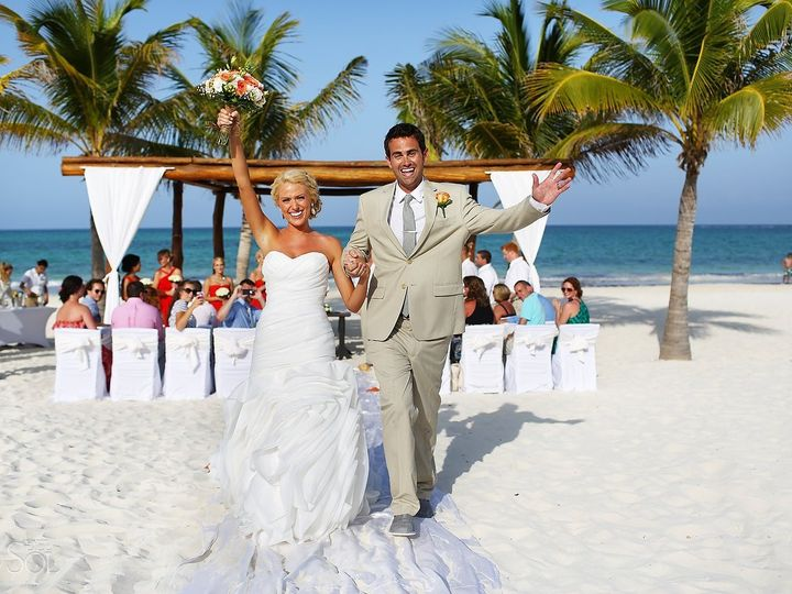 Tmx 1490925672916 Riviera Maya Destination Wedding At Secrets Maroma Norfolk wedding travel