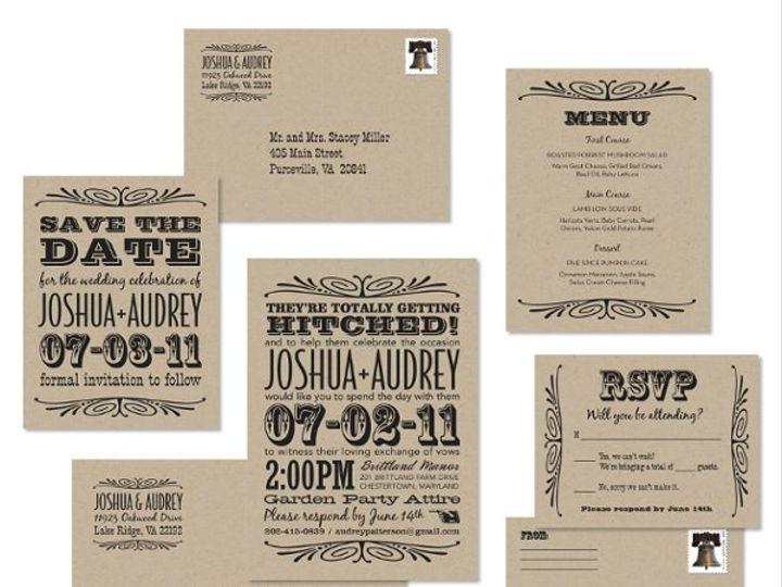 Tmx 1314485089041 Hamilton Occoquan, VA wedding invitation