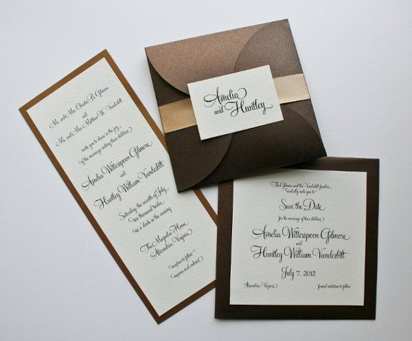 Tmx 1326822227468 Wedding2 Occoquan, VA wedding invitation
