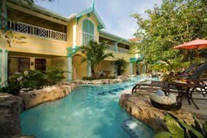 Beautiful River Suites @ Sandals Royal Caribbean in  Montego Bay!