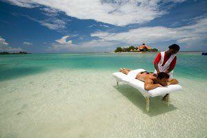 Outdoor Ocean Massage!