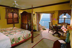 Oceanview Room!