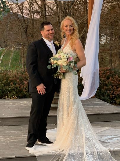 Brittany & Groom
