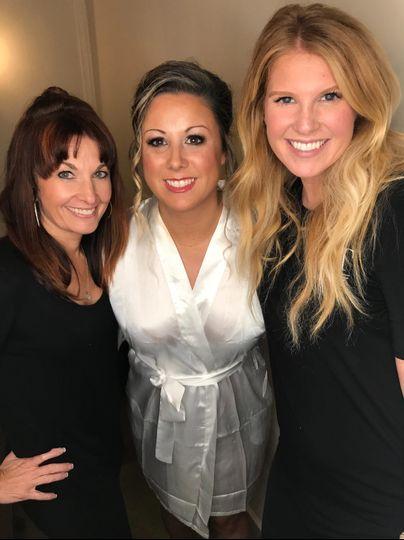 Bride, Hollie & Sarah Kate