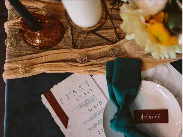 Tmx Ambrosia Rabbit 51 1925699 158214930621667 West Bloomfield, MI wedding invitation