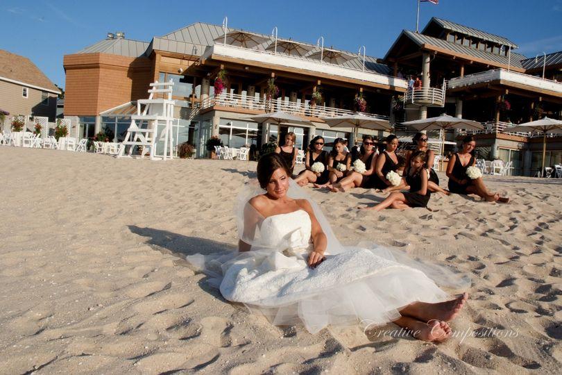 The Crescent Beach Club Photos, Ceremony & Reception Venue