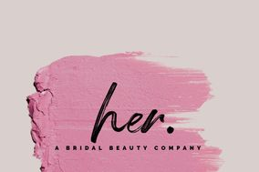 her. A Bridal Beauty Company