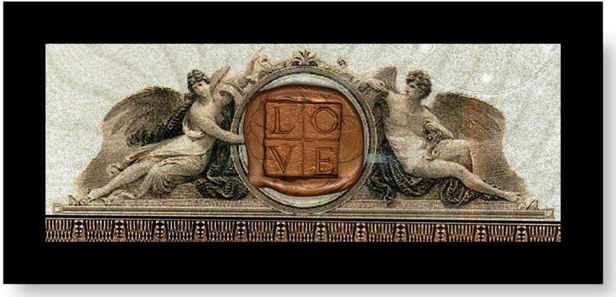 a deed love seal