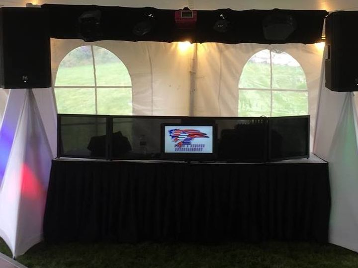 Tmx 1504634838989 Setup4 Greenville, WI wedding dj
