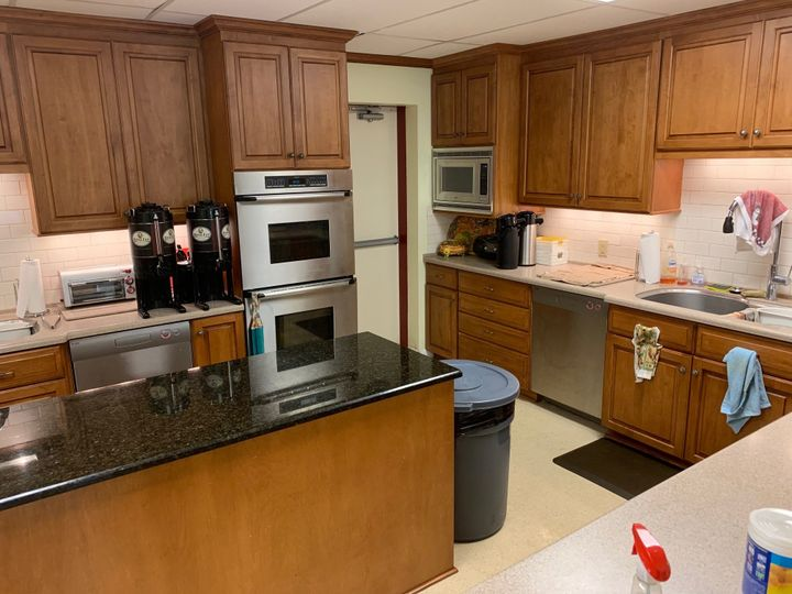 Kitchen available