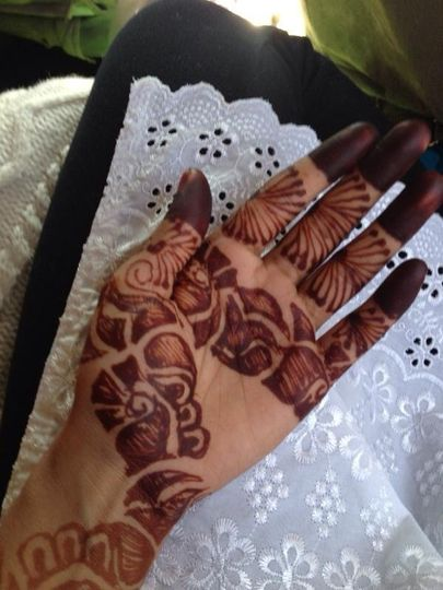 Pretty hands